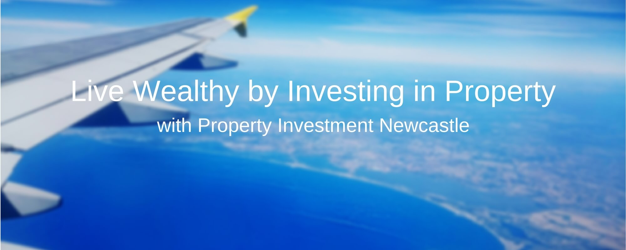Property Investment Newcastle Banner 3