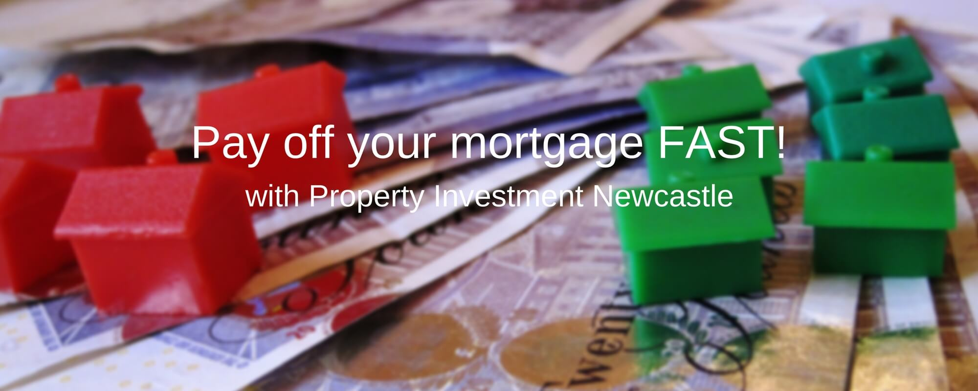 Property Investment Newcastle Banner