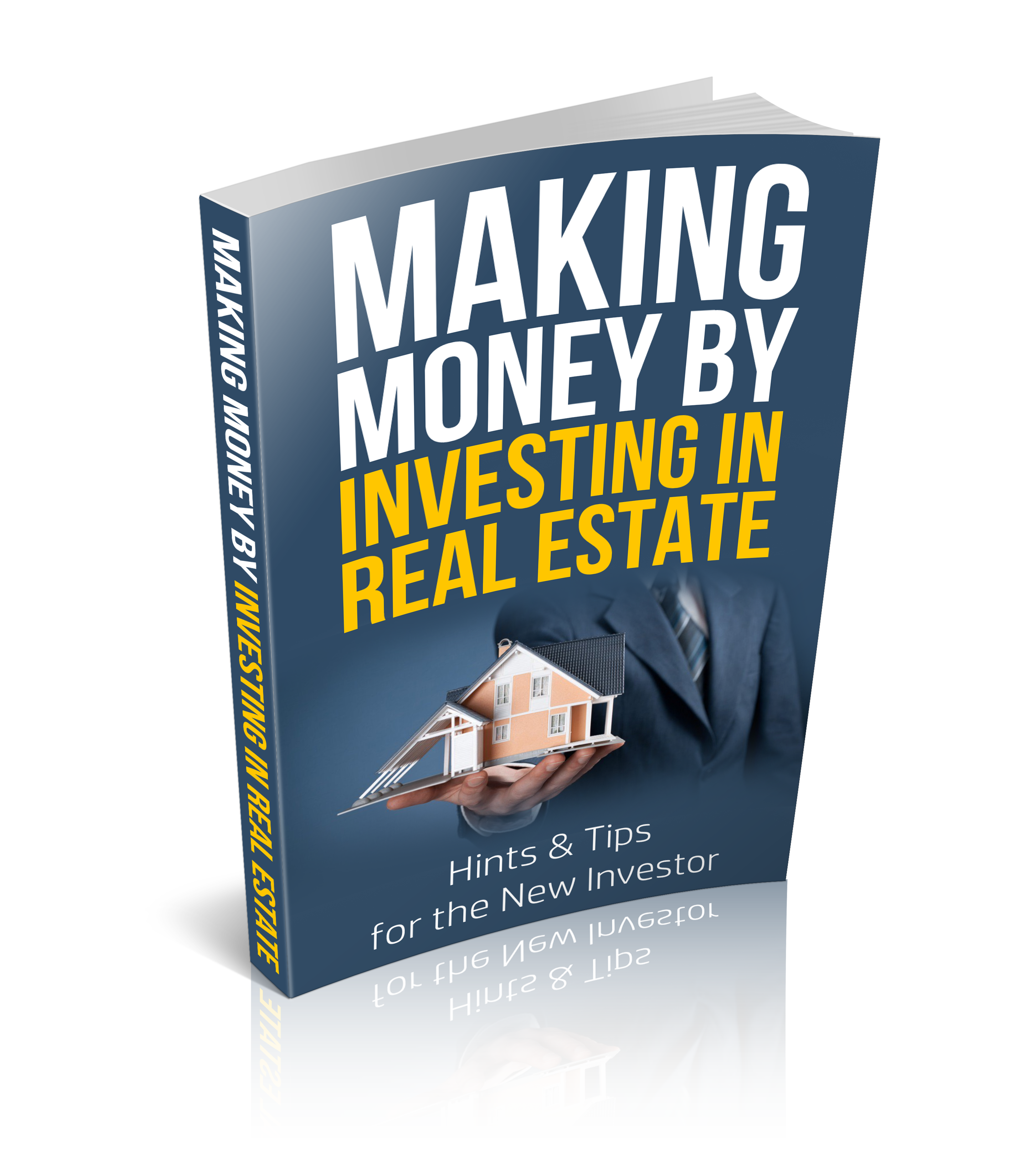 Making Money by Investing in Real Estate eBook Cover